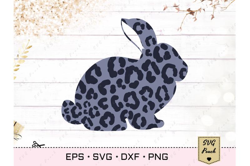 leopard-bunny-svg-cheetah-print-easter-rabbit-svg