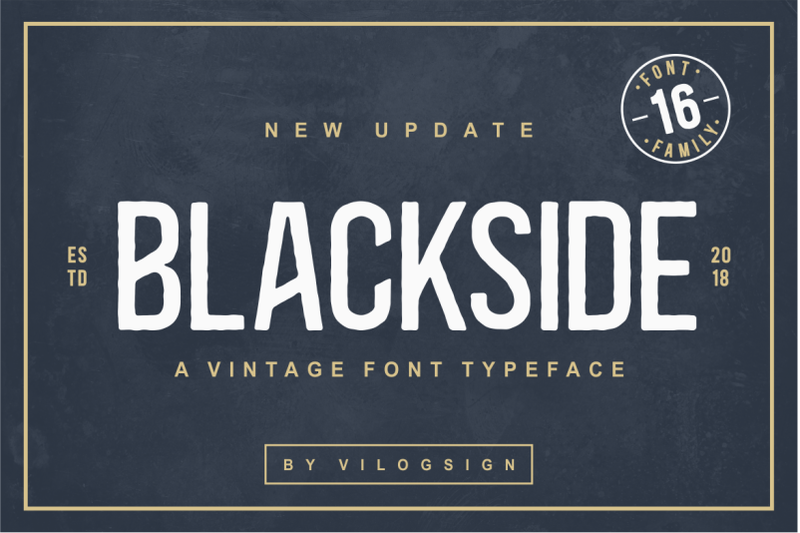 blackside-a-vintage-retro-font