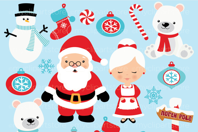 christmas-north-pole-vector-clipart