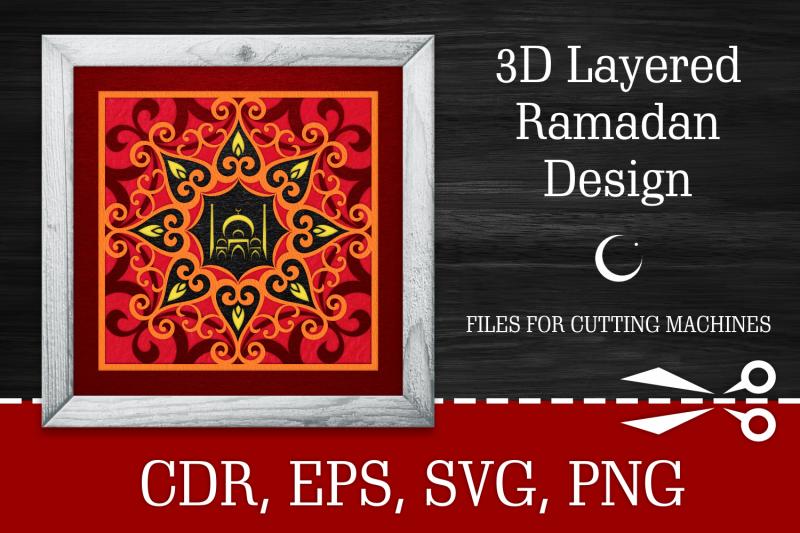 3d-layered-ramadan-design-svg