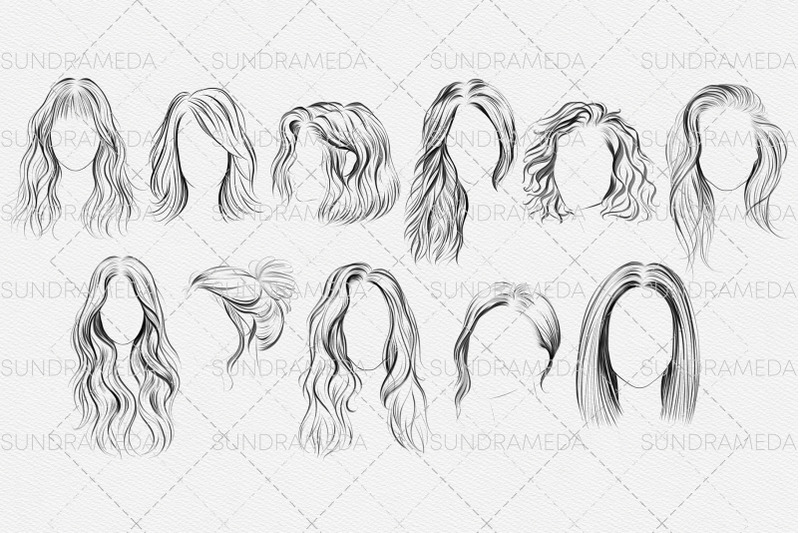 adobe-photoshop-hairstyle-stamps-brushes