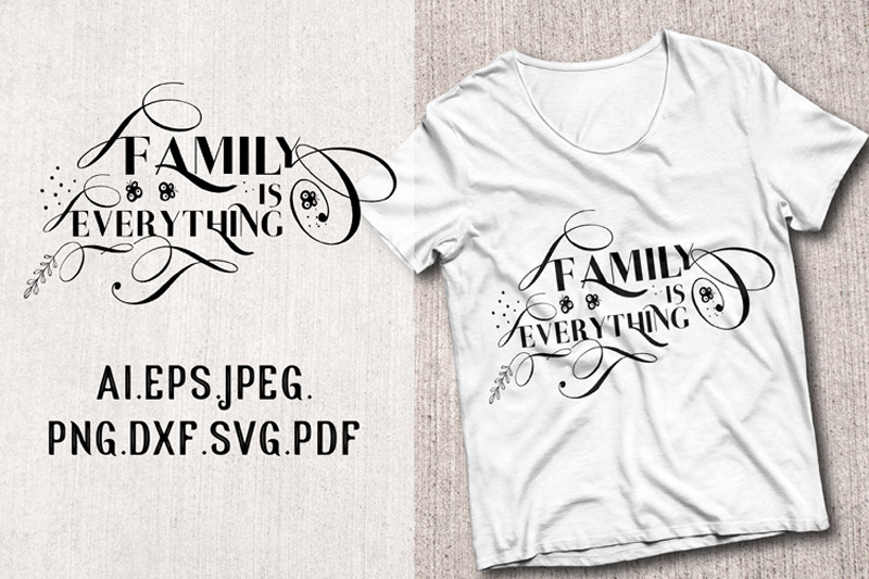family-is-everything-svg