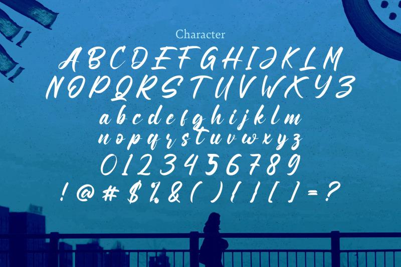 gisselle-bold-script-font