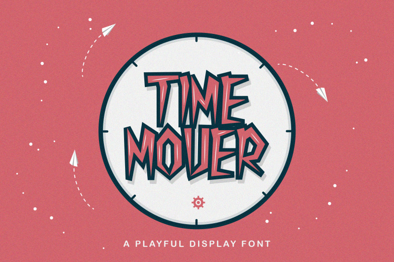 time-mover-playful-display-font
