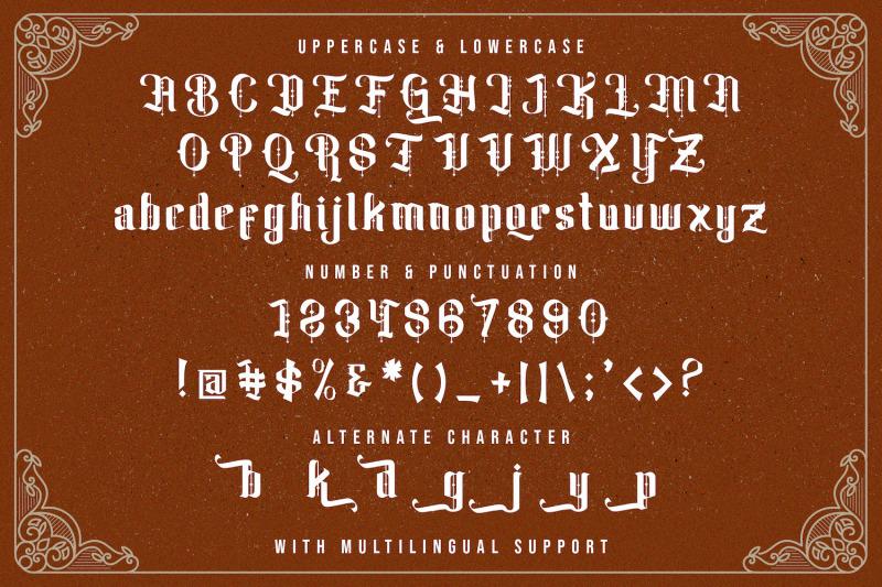 biqaby-goku-blackletter-font