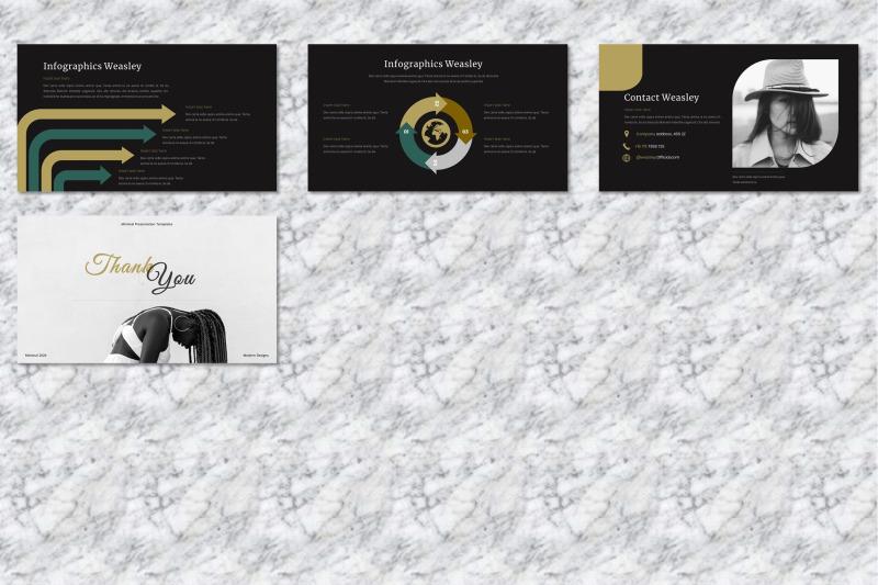 weasley-minimal-googleslide-templates