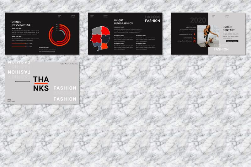 unique-fashion-googleslide-templates