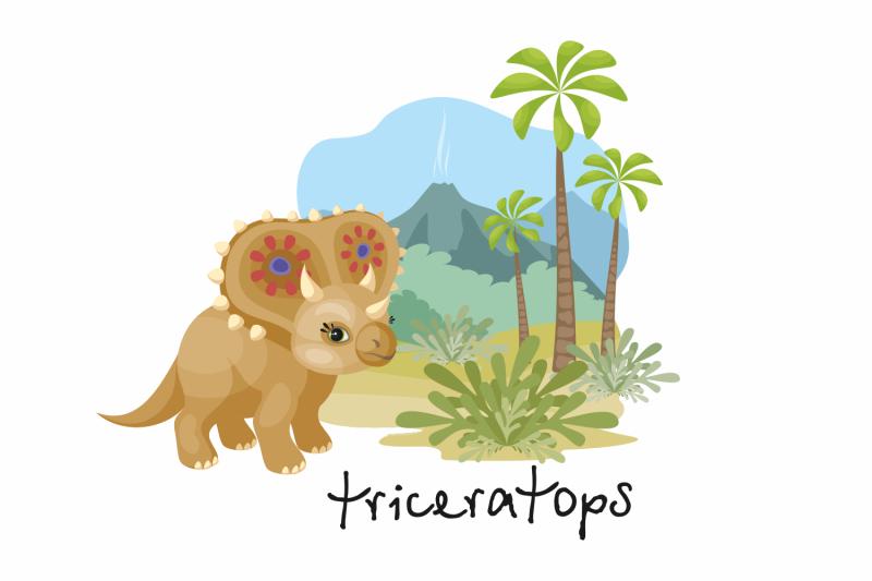 triceratops-sublimation-design-png