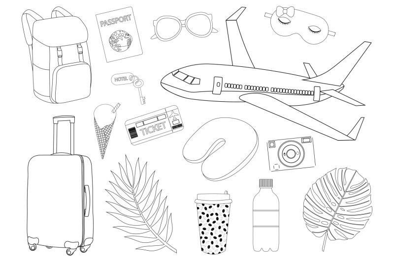 summer-travel-graphics-summer-tourism-coloring-summer-svg