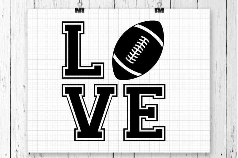 football-love-svg-printable