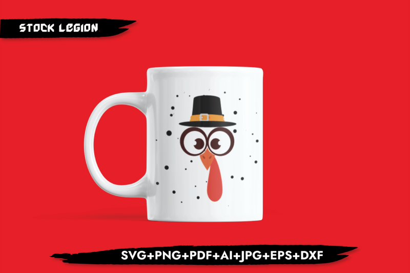 mr-turkey-svg
