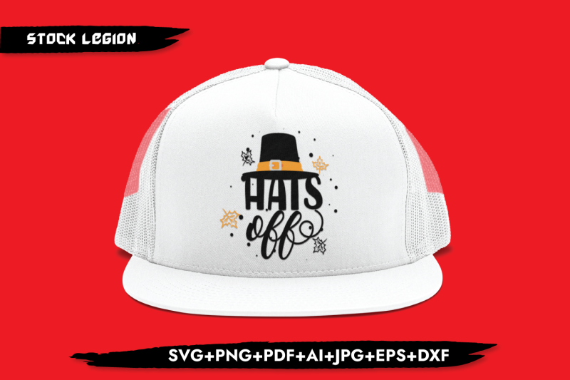 hats-off-svg