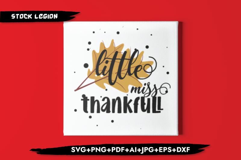 little-miss-thankfull-svg