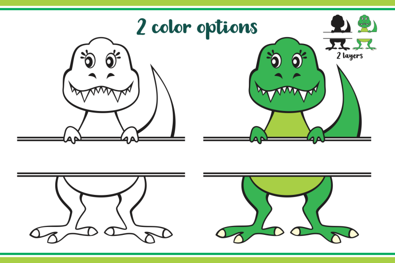 tyrannosaurus-split-for-name-svg