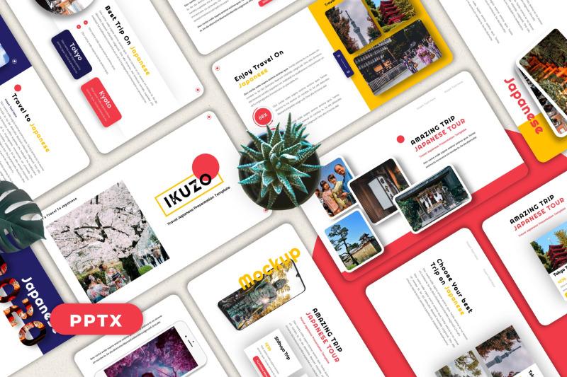 ikuzo-travel-japanese-googleslide-templates