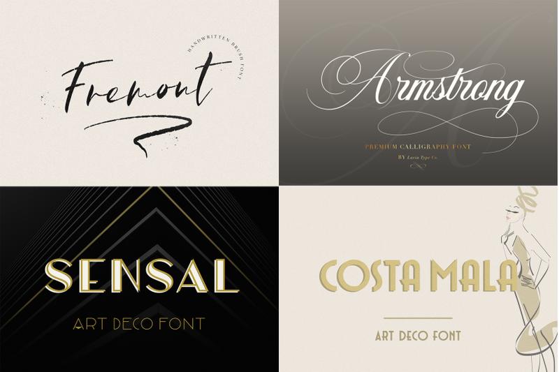 modern-font-bundle