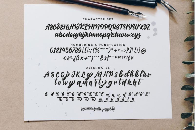 rantika-bold-script