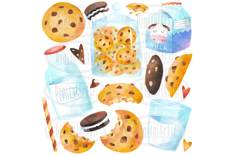 watercolor-milk-and-cookies-clipart