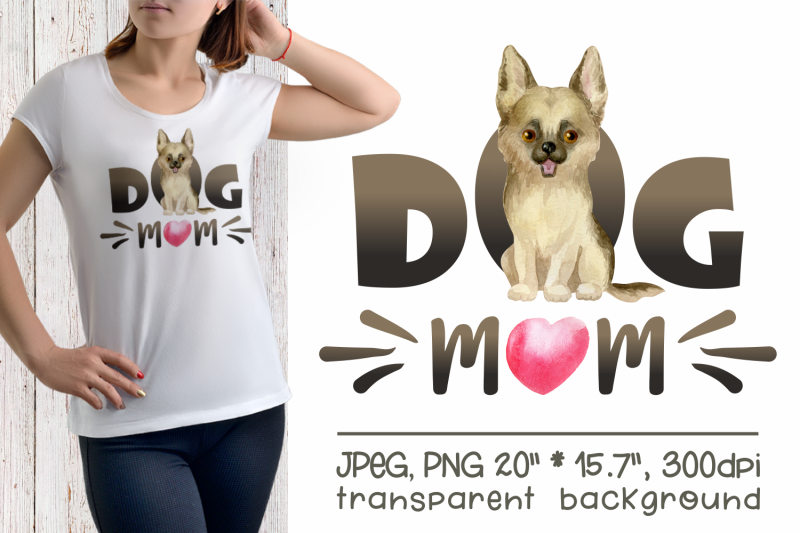 german-shepherd-dog-mom-sublimation-design