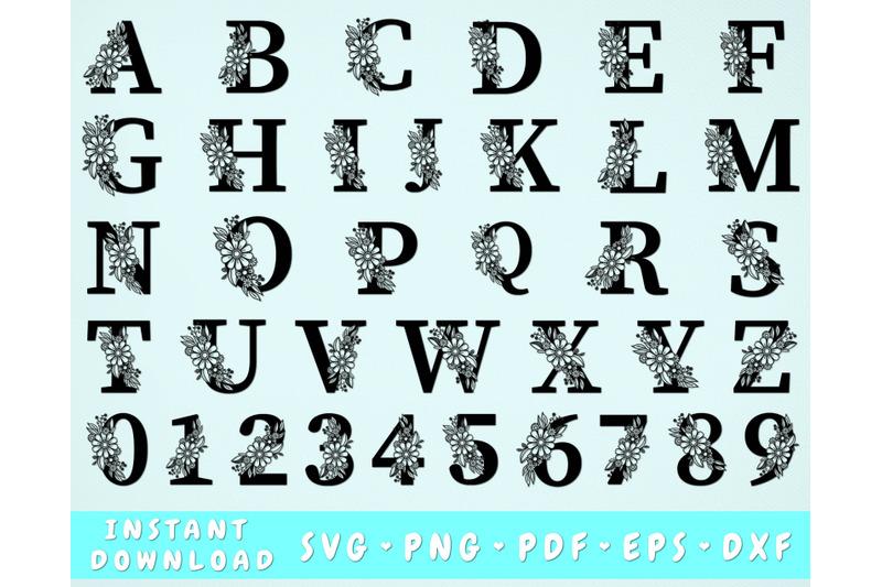 floral-alphabet-svg-flower-letters-svg