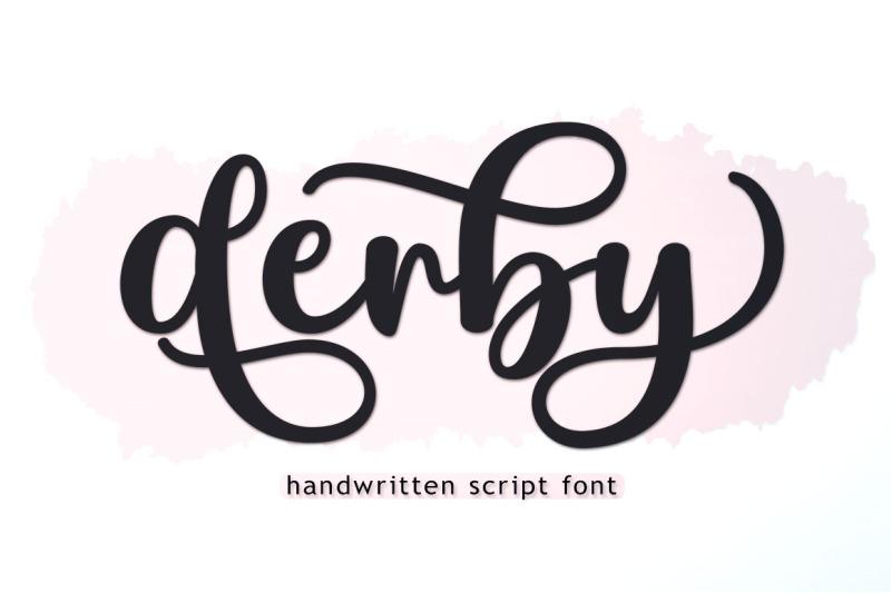 derby-script
