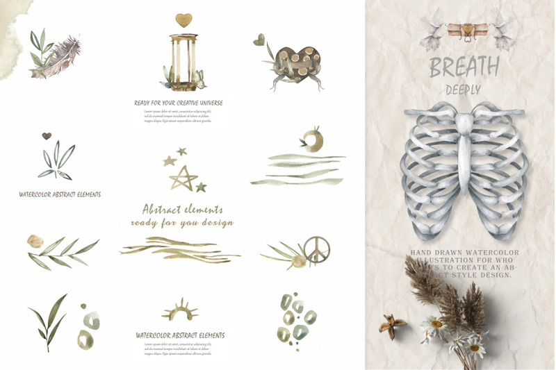 dove-peace-and-love-watercolor-set