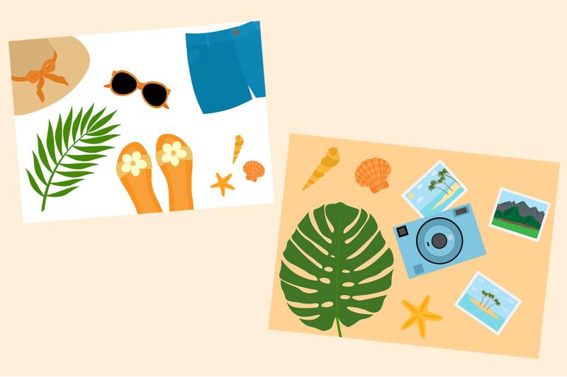 summer-frame-travel-frame-summer-postcard-travel-postcard