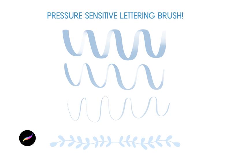 procreate-satin-sheen-lettering-brush
