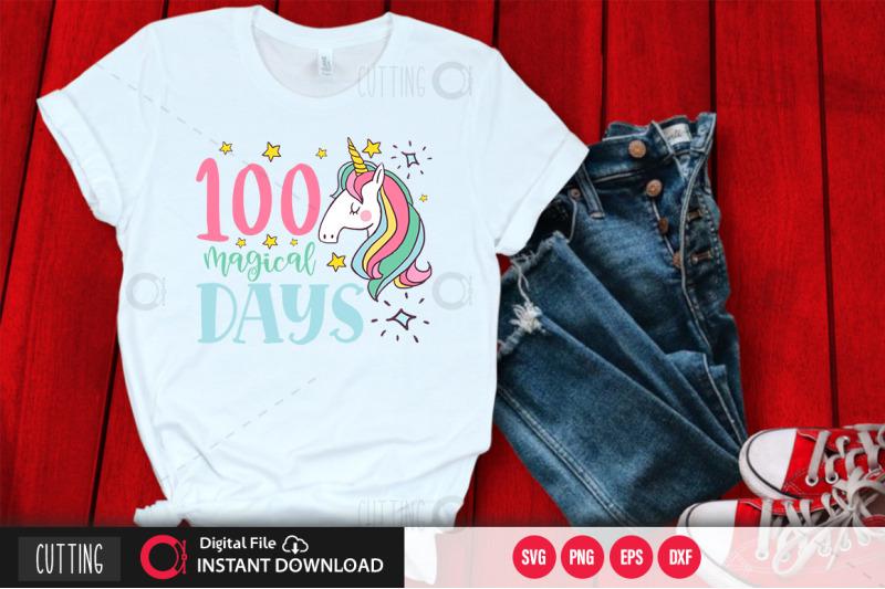 100-magical-days-2-svg
