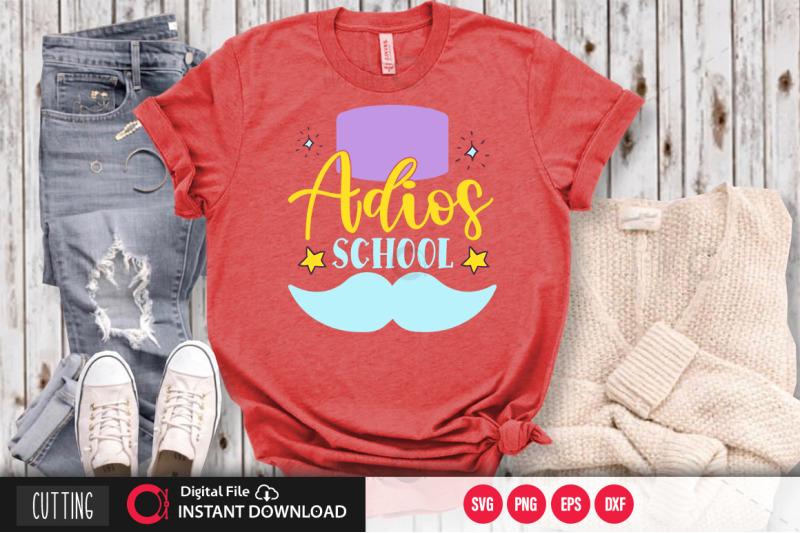 adios-school-svg