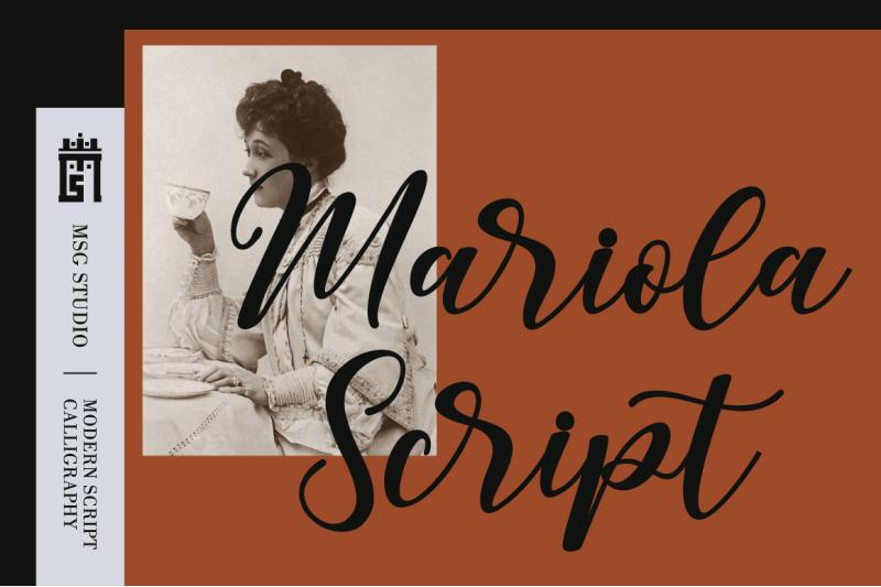 mariola-script