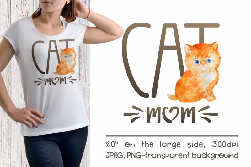 persian-cat-mom-sublimation-design