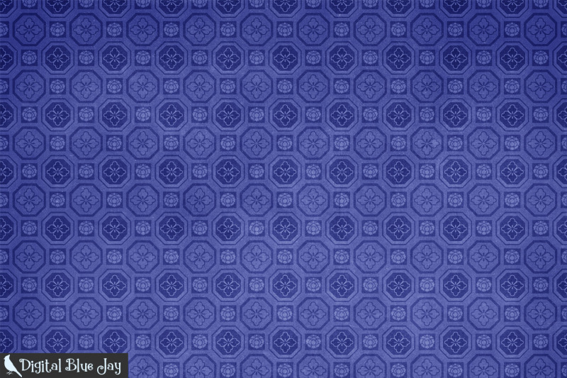 digital-scrapbook-papers-boho-tiles