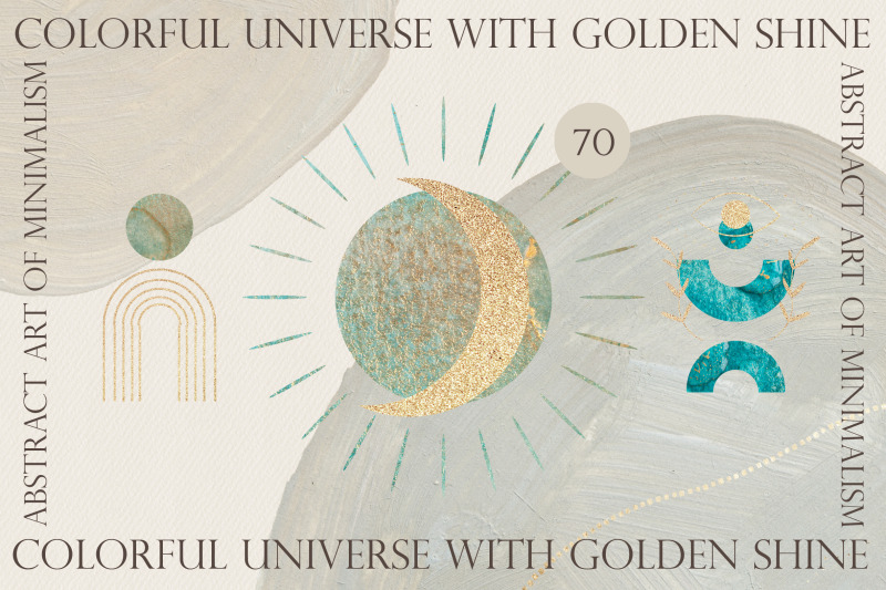 colorful-universe-with-golden-shine