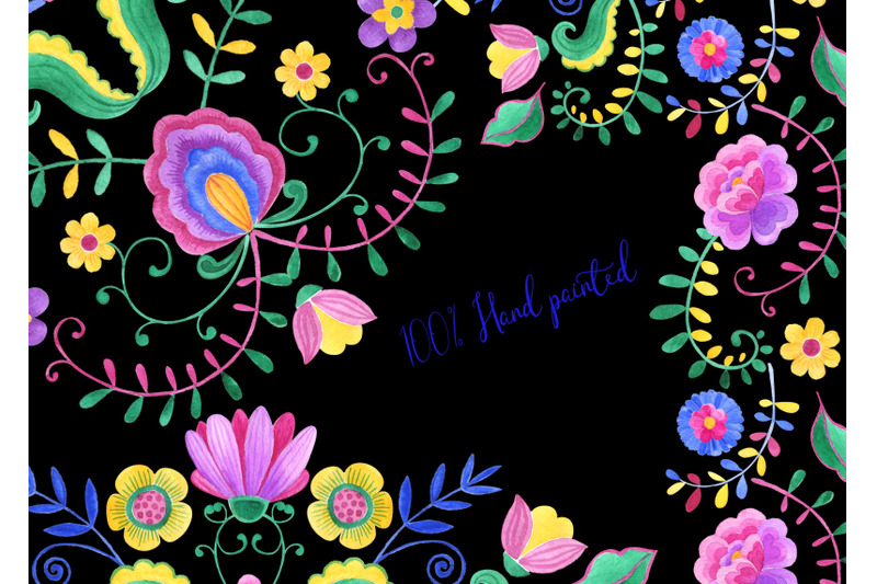 mexican-flowers-watercolor-clipart-mexicana-fiesta-party-clip-art