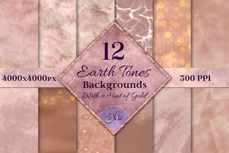 earth-tones-backgrounds-with-a-hint-of-gold-12-image-set