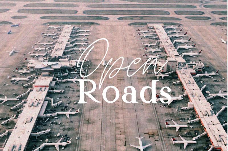open-roads-font-duo