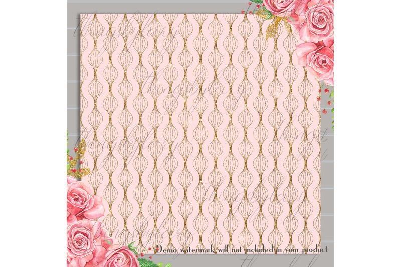 16-seamless-luxury-navy-blush-gold-glitter-digital-papers