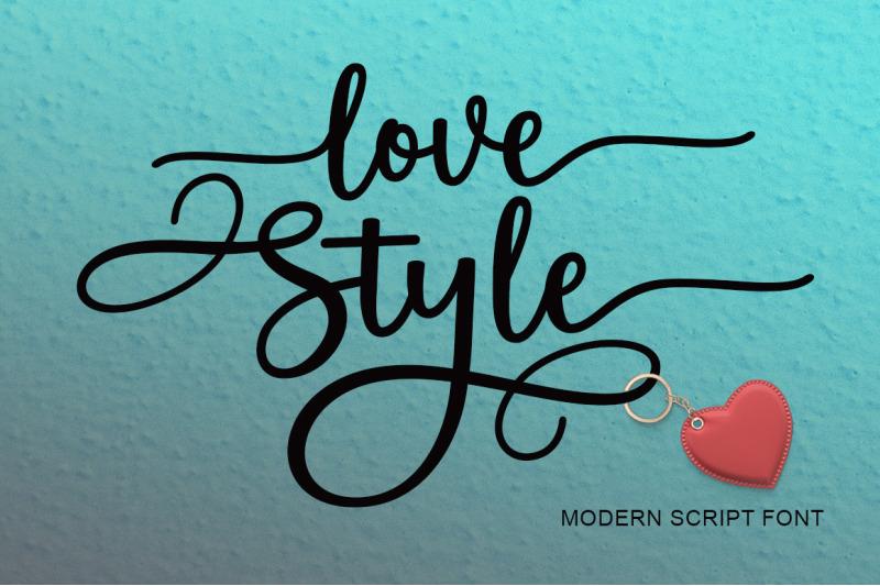 love-style