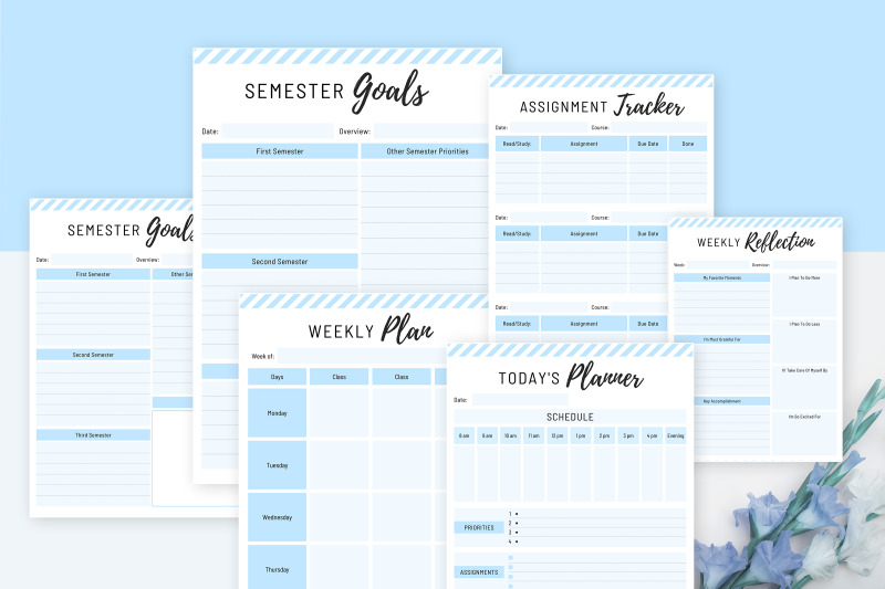 college-canva-planner