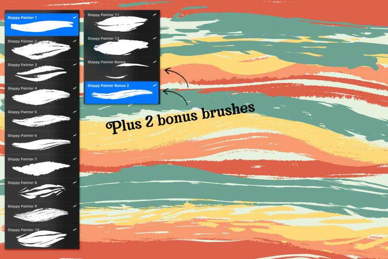 sloppy-painter-brushes-for-procreate