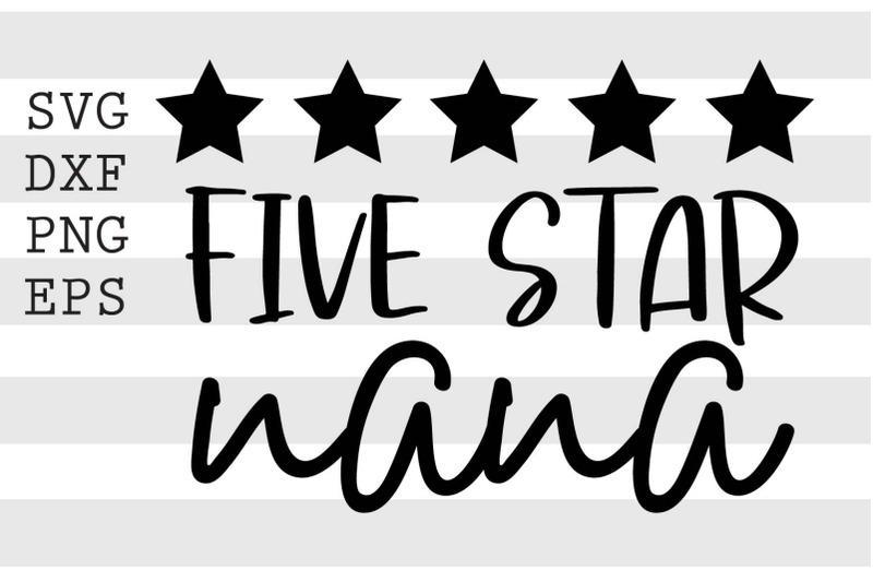 five-star-nana-svg