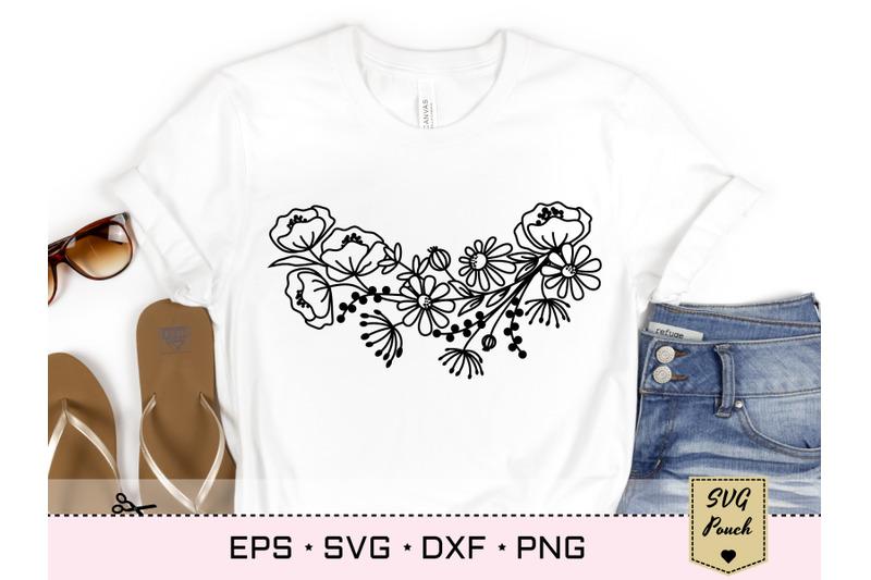 wildflower-wreath-florals-svg