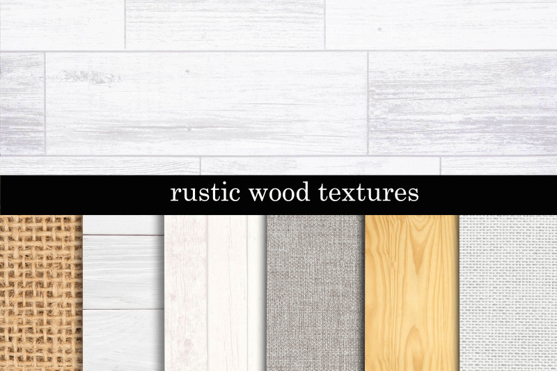 rustic-white-wood