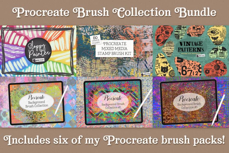 procreate-brushes-bundle