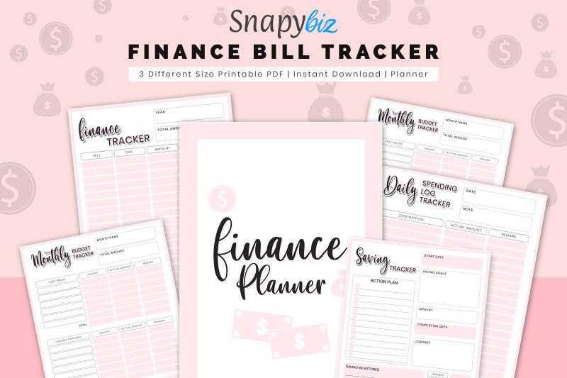 finance-planner-finance-bill-tracker