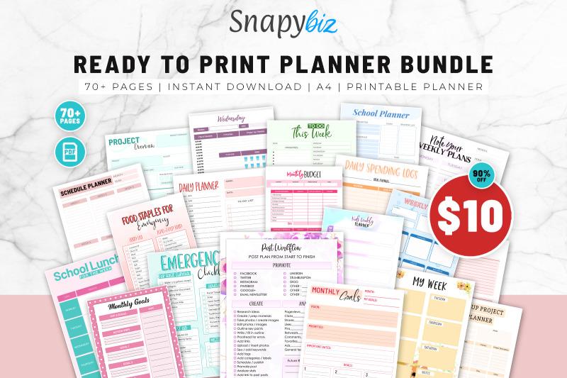 ready-to-print-planner-bundle