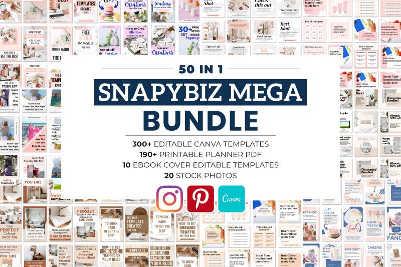 snapybiz-mega-bundle
