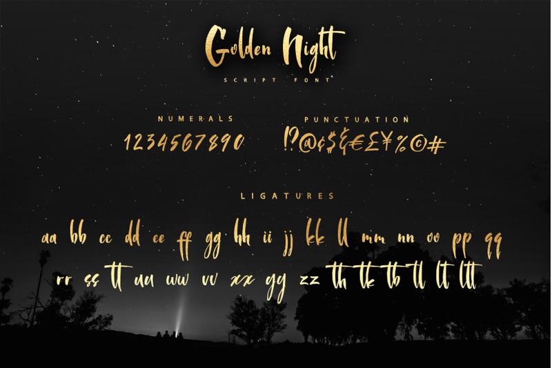 golden-night-cyrillic-amp-golden-ps-styles