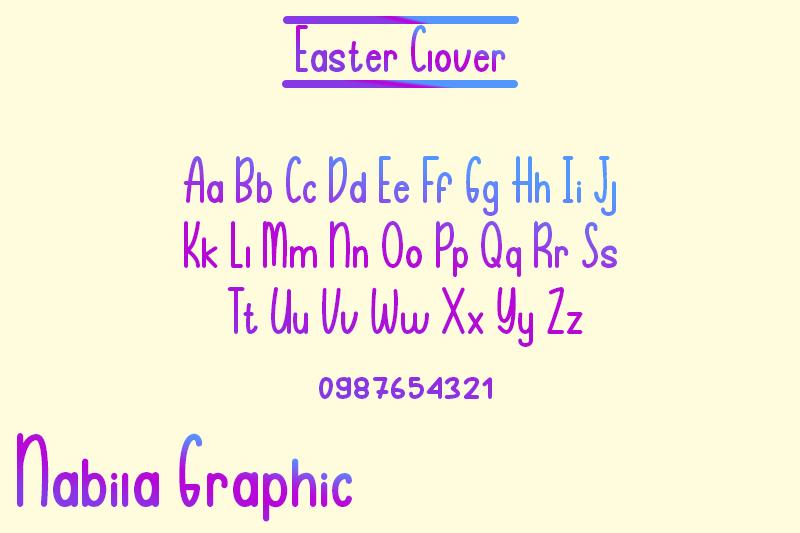 easter-clover